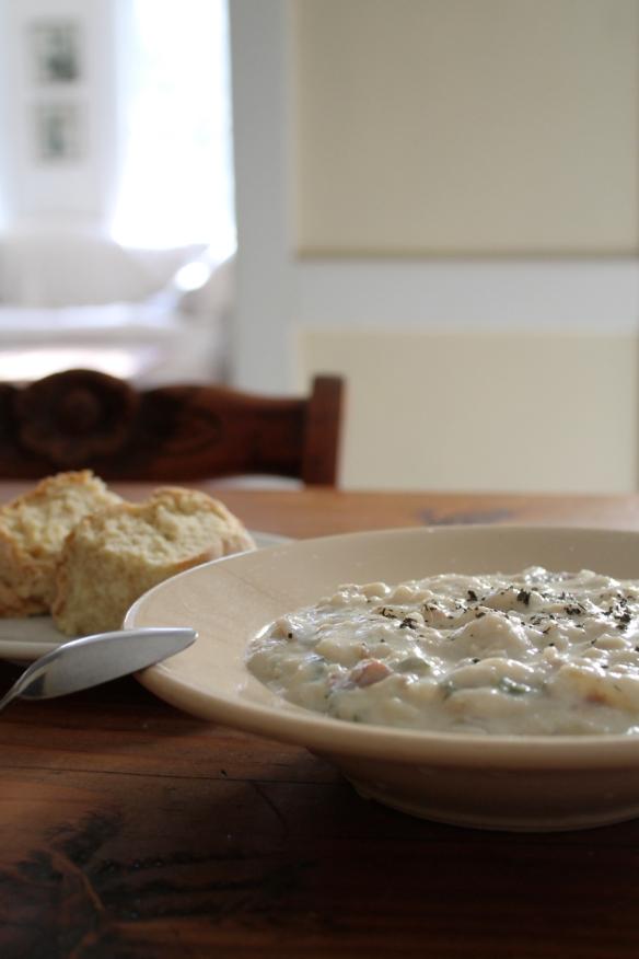 bowl of chowda