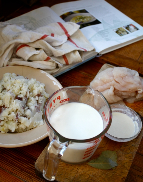 chowda ingredients