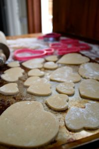 10.cookies cut-out