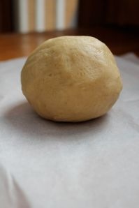 4.ball of dough