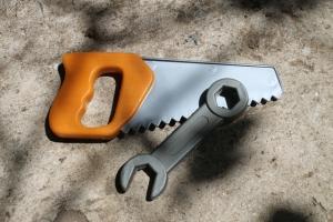 hammer + saw