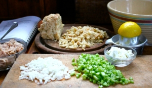 fish cake ingrediants
