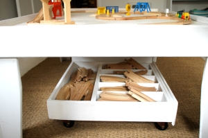 0. drawer in place