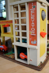 fisher price elevator