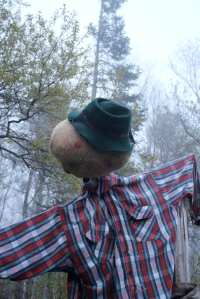 scary scarecrow