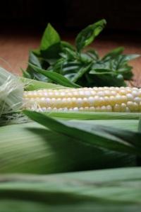 peel the corn 1