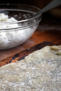 ricotta + pastry